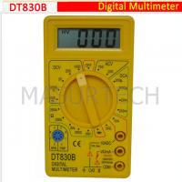 Buy cheap LCD Digital Voltmeter Voltage Testers Ammeter Ohm Multimeter DT830B from Wholesalers