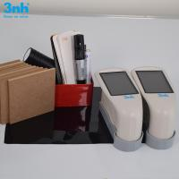 Buy cheap 3nh Micro Tri Gloss Meter NHG268 20/60/85 Degree Touch Screen Glossmeter from wholesalers
