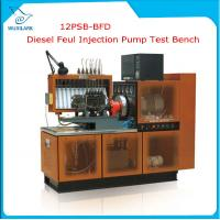 12PSB-BFD energy saving High speed big power diesel fuel injection pump test bench