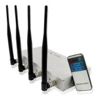 Buy cheap Chinajammerblocker.com: Mobile Signal Jammer | GPS Jammer | High Power Mobile Phone Jammer with Strength Remote Control from wholesalers