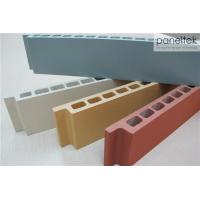 Buy cheap 30mm Thickness Terracotta Rainscreen Cladding For Building Facade Materials from Wholesalers