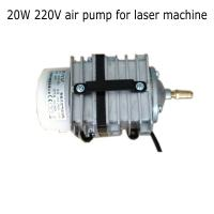 China 20W aquarium air pumps compressor AC 220-240V 25L/min ACQ-001 for laser engraver on sale