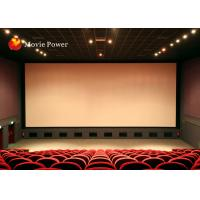 Buy cheap High Definition 3D Image 4D Motion Theatre Seat With 7.1 Audio System from Wholesalers