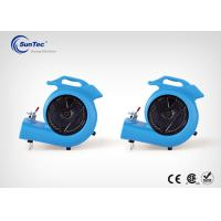 Buy cheap Flood Restoration Carpet Air Movers / Blower 3 Switch Controls 230 V 50 HZ from Wholesalers
