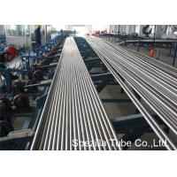 Alloy Seamless Austenitic Stainless Steel Pipe 254 SMO UNS S31254