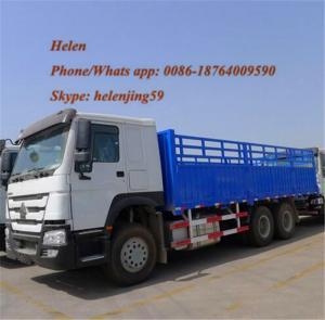 Quality 8 X 4 Semi Trailer Truck  Item 30-52ton HW76 Standard Cab Single Bunk  ZZ1317M4661V/M for sale