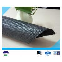 136G PP Woven Geotextile Fabric For Separation