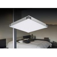 Buy cheap 600*600*80mm Ceiling Mounted Luminaire , Square White Bedroom Ceiling Light from wholesalers