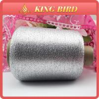 China Dazzle MX Gold metallic yarn for embroidery knitting 23 micron on sale
