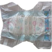 OEM PE Backsheet Disposable Baby Diapers