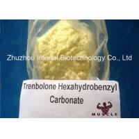 Buy cheap High Pure Tren Anabolic Steroid Powder Tren Hexahydrobenzylcarbonate For Athletes from Wholesalers