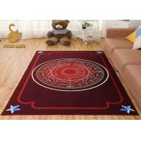 Quality Economical 3D Printed Floor Custom Needle Punched Nonwoven Printed Area Rugs wholesale