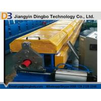 Buy cheap Punching Metal Cr12 Rain Water Downspout Roll Forming Machine Line For Customized from wholesalers