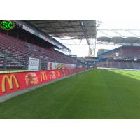 Buy cheap P8 Perimeter Sport Stadium Video Led Display low power consumption from Wholesalers