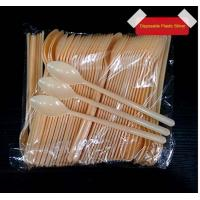 Buy cheap 103mmx28mm Disposable Plastic Stirrer For Drinking Bubble Tea from Wholesalers