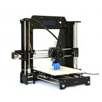 Buy cheap High Precision Desktop 3D Printer 3D Printing Machine with Acrylic Frame from Wholesalers