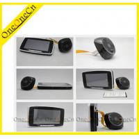 Buy cheap Touch Screen Digital Peephole Door Viewer Support SIM card and SMS 5 inch from wholesalers