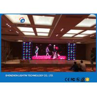 Quality Indoor Small Pitch LED Display Media Video LED Screen Wall P3 SMD2121 LED Display wholesale