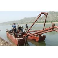 Buy cheap jet suction gold dredger equipped with separation unit from Wholesalers