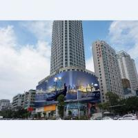 Buy cheap IP67 8mm Pixel Pitch Outdoor LED Billboard Display H / V 120 / 60degree For Cross Road from wholesalers