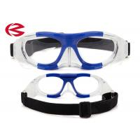 Windproof Stylish Football Basketball Protective Eyewear Sunglasses Shatter Resistant