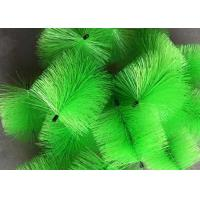 China Fish Farm Filter Gutter Cleaning Brush / Aquarium Filter Brush PET Bristle Material on sale