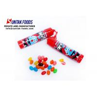 Buy cheap OEM Novelty Candy Toys Nun Chucks Container with Assorted Fruit Jelly Bean from Wholesalers
