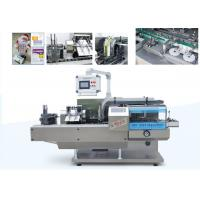 Quality New ConditionPharmaceutical Automatic Blister Cartoning Machine With PLC wholesale