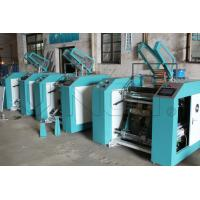 Buy cheap Semi Auto Slitting And Rewinding Machine , Roll Rewinding Machine 3kw from Wholesalers
