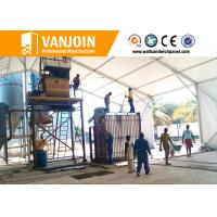 Buy cheap Low Cost Concrete Fast Insuallation Partition Wall Board Making Machine from wholesalers