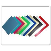 Buy cheap Decorative 4mm 5mm Colorful Waterproof Aluminum Composite Curtain Wall Panel ACP from wholesalers