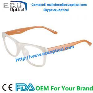 Buy cheap Fashion Senior Handmade acetate Glasses Spectacles Eyeglasses Frame Unisex from wholesalers