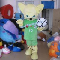 Buy cheap football mascot costume from Wholesalers