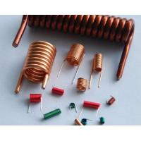 Buy cheap Multilayers inductance coils with Self-bonding for high temperature condition from Wholesalers