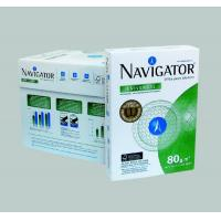 Buy cheap Navigator  Copier Papers 80gsm A4 Size from Wholesalers