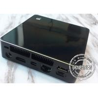 Buy cheap Ultra thin 3cm thickness Small PC Media Player Box with HDMI input and USB3.0 from wholesalers
