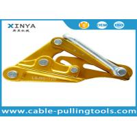 Quality 15KN Aluminum Wire Pulling Grips Come Along Clamp for 95-120mm 2 ACSR for sale