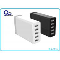 Buy cheap 5 Port Multipe USB Charger Desktop Charging Station with 40W 8A for Smart Charge from Wholesalers