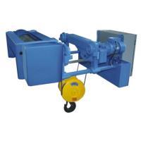 China 0.5 - 50 Ton Lifting Capacity Electric Portable Crane Hoist For Heavy Duty Industrial on sale