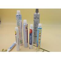 Buy cheap 25g Flexible Printed Tube Packaging 100% Recyclable Custom Length / Logo from Wholesalers