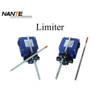 Quality Double Poles Blue Cross Limiter Made By Galvanized Steel Used For Industrial Work wholesale