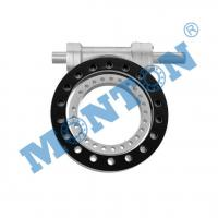 Buy cheap Professional Slew Rate Control Driver Slewing Bearings For Packaging Machines from wholesalers