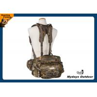 Buy cheap Waist Velvet Camo Hunting Backpack 800 Cubic Inches Capacity Camo Hunting Packs from wholesalers