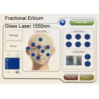 Buy cheap 1550nm Fractional Erbium Glass Laser For Skin Resurfacing , Anti Wrinkle Machine from Wholesalers