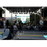 Buy cheap Stage Performance Exterior Waterproof Led Screen Rental For Outdoor Events from Wholesalers