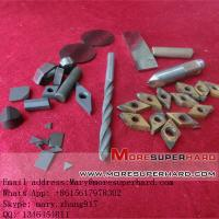 Buy cheap PCD turning tools inserts for glass, ceramics and graphite from wholesalers