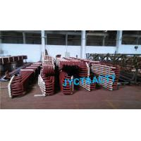 Buy cheap HFW Sprial U Bend Boiler Fin Tube SA210 OD 45mm X 4.3mm THK X9268mm LG from wholesalers