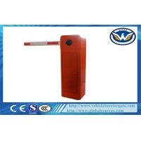Automatic And Electronic Drop Arm Barrier For Highway Or Toll Gate System