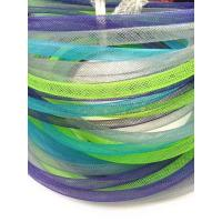 Buy cheap Colored Expandable Braided Cable Sleeving For Mesh Cable Protector from Wholesalers