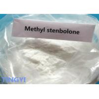 Buy cheap Prohormone Anabolic Bodybuilding Supplements Steroids Methylstenbolone CAS 5197-58-0 from Wholesalers